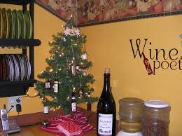 Christmas Tree Wine Bottles Best Ideas Wine Kitchen Decor U2014 Oo Tray Design