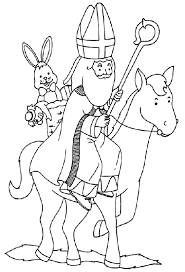 perfect saint nicholas coloring pages pictures sketch coloring