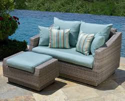 Replacement Patio Cushions Outdoor Wicker Furniture Cushions Design All Home Decorations