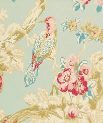 Best Wallpaper For Dining Room by Decorating With Florals Real Simple