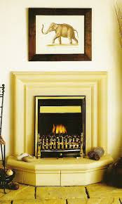 custom fireplace mantel victorian modern designer led flame