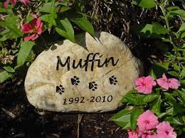grave memorials personalized cat paw print memorials and engraved cat paw