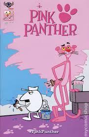 pink panther 2016 american mythology comic books