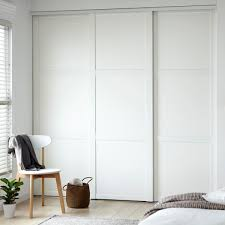 Cheap Closet Doors For Bedrooms Sliding Wardrobe Doors Kits Bedroom Furniture Diy At B Q