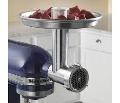 Kitchen Stand Mixer by Chefschoice Meat Grinder Attachment For Kitchenaid Stand Mixer