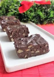 recette cuisine tous les jours ma cuisine de tous les jours fudge chocolat et noix recettes