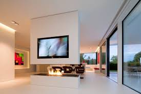 decorations modern fireplace design idea of luxury modern house