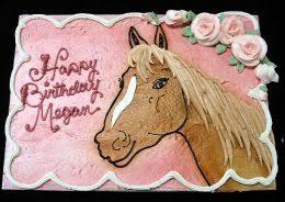 32 best cakes horse birthday images on pinterest horse cake