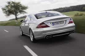 mercedes benz cls 55 amg generation c219 5g tronic