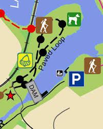 Gunpowder Falls State Park Map by Lake Roland Nature Council Park U0026 Trail Maps Lake Roland
