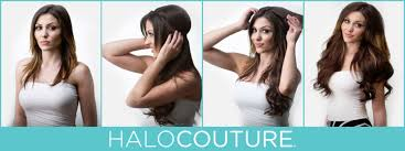 halocouture hair extensions ah hair studio rochester mn