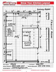 how measure your kitchen new design inspiration how to measure