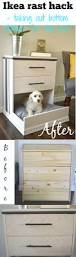 ikea rast dresser hack dresser into dog bed u2022 our house now a home