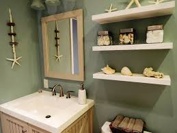 Beachy Bathroom Mirrors by Seashell Bathroom Set Trash Can U2014 Office And Bedroomoffice And Bedroom