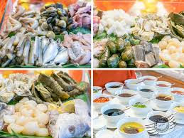 lexis penang blog 2017 chinese new year steamboat buffet seafood buffet u0026 8 course