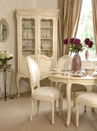new french reproduction style painted cream furniture range
