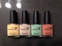 how to get a no chip manicure at home using cnd vinylux