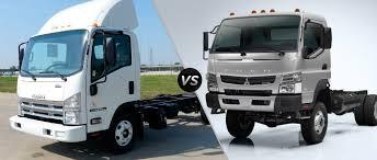 mitsubishi truck isuzu npr hd vs mitsubishi canter fe160 allegheny ford truck sales