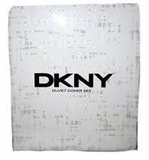 Dkny Duvet Cover White Dkny 100 Cotton Duvet Covers U0026 Bedding Sets Ebay