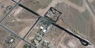 Las Vegas Traffic Map Abandoned U0026 Little Known Airfields Nevada Las Vegas Area