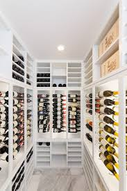 modern wine rack wine cellar contemporary with white wine cellar