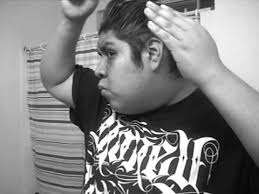 chicanos hairstyles pompadour greaser hair parte 1 youtube