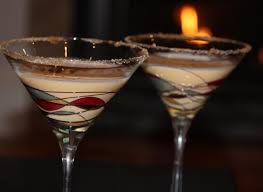 pumpkin martini recipe rumchata pumpkin martinis cook eat run