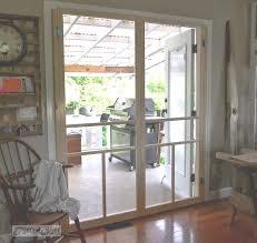 Center Swing Patio Doors Screens For Doors Ideas House Generation