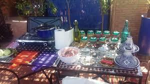 cours de cuisine marocaine avant le cours de cuisine marocaine photo de riad zaid