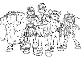 how to train your dragon 2 coloring pages free high quality