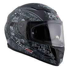 motorcycle helmets ls2 stream anti hero full face motorcycle helmet ebay