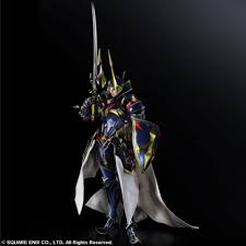 Warrior Of Light Final Fantasy Variant Play Arts Kai Warrior Of Light My Anime Shelf