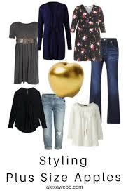 dresses for apple shape styling tips for plus size apple shapes webb