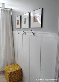 wainscoting ideas bathroom a great builder grade bathroom makeover she did this all for