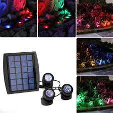 Outdoor Christmas Lights Amazon by Amazon Com Wsmy 18led Solar Power Waterproof Projector 3bulbs