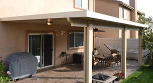 Patio Lighting Options by With Wood Patio Covers You Can Also Add Recessed Lighting And