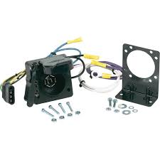 hopkins towing solutions multi tow trailer wiring connector u2014 4