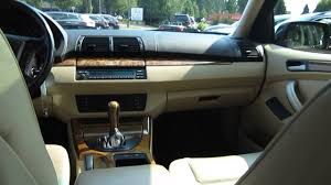 Bmw X5 Interior - 2000 bmw x5 green stock 13970b interior youtube