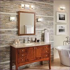 bathrooms chrome 3 light bathroom fixture brushed nickel