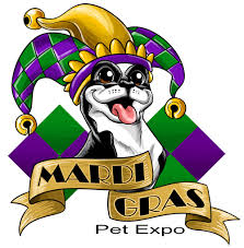 mardi gras for mardi gras pet expo for pet professional seminars shopping and