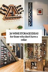 26 wine storage ideas for those who don u0027t have a cellar shelterness