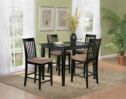 montego counter height table bar pub tables sets montego bay pub table espresso ad781421 0