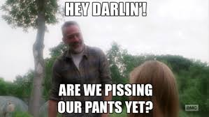 Ironically Liking Memes - the walking dead mid season 8 premiere spawns savage negan memes