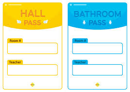 lovely printable hall passes 63 with additional interior for house