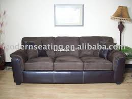 Brown Faux Leather Sofa Faux Leather Sofa Cushion Covers Www Redglobalmx Org