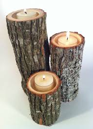 tree branch candle holder tree branch candle holders arts crafts and design finds