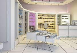 Garment Shop Interior Design Ideas 3d Model Clothes Shop Interior Cgtrader