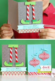 picturesque design creative christmas cards brilliant ideas best