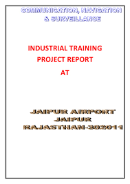 airport authority of india training manual