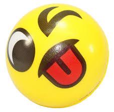 clean emoji amazon com fun emoji face squeeze balls 12 3 u0027 u0027 stress relax